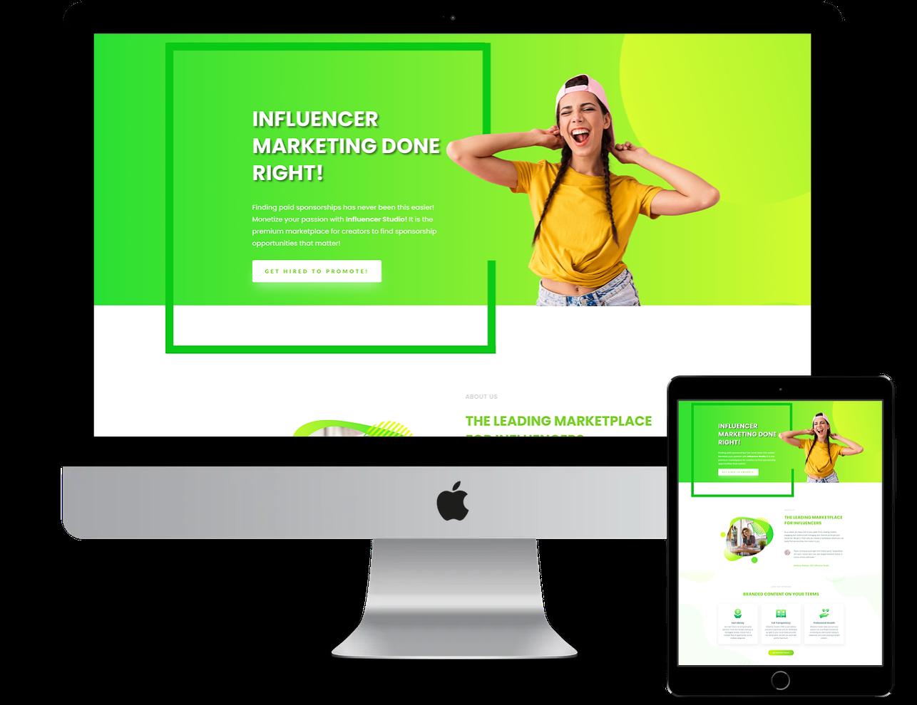 Website Design By Skysor Media